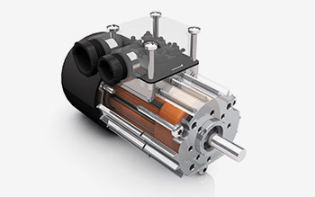 KD / DR - AC Motoren