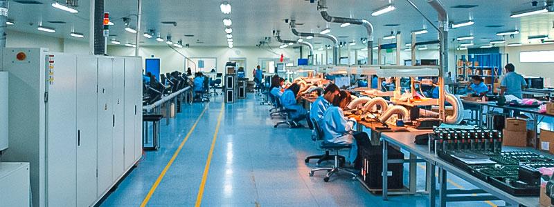 Leiterplattenhersteller in Asien