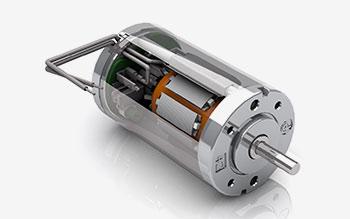 GR - Bürstenbehaftete DC Motoren